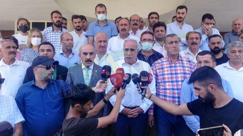 Urfa'da görevden alınan isim hakkında açıklama: ''Yargı önünde hesaplaşacağız''