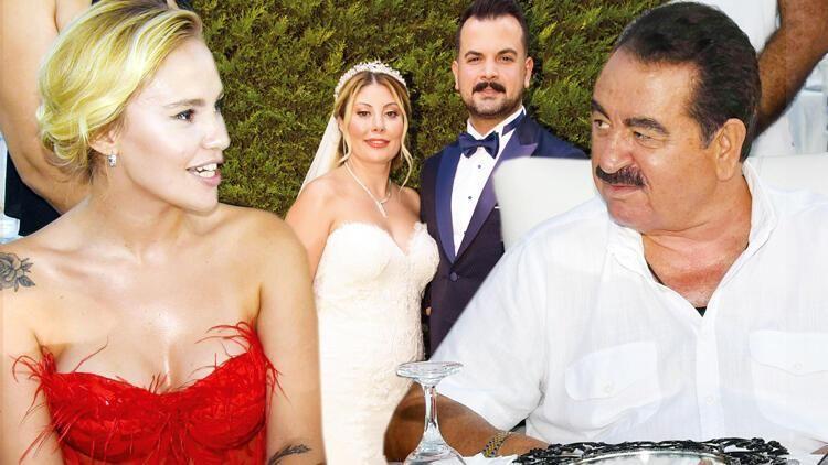 İzmir'de muhteşem düğün: İbrahim Tatlıses nikah şahidi oldu