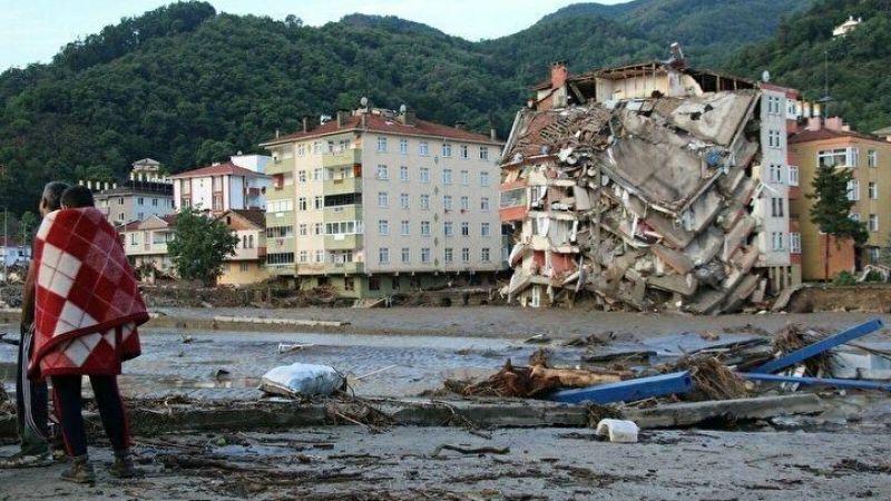 Karadeniz'de sel felaketi: Ölü sayısı 27'ye yükseldi