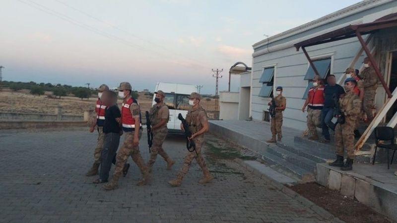 Urfa'da yakalanan cinayet zanlıları tutuklandı!