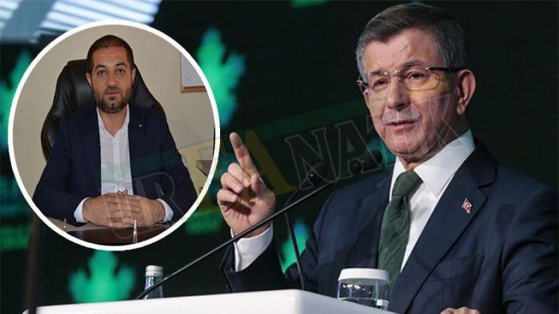 Şanlıurfa'da istifa depremi: Başkan yardımcısı istifa etti