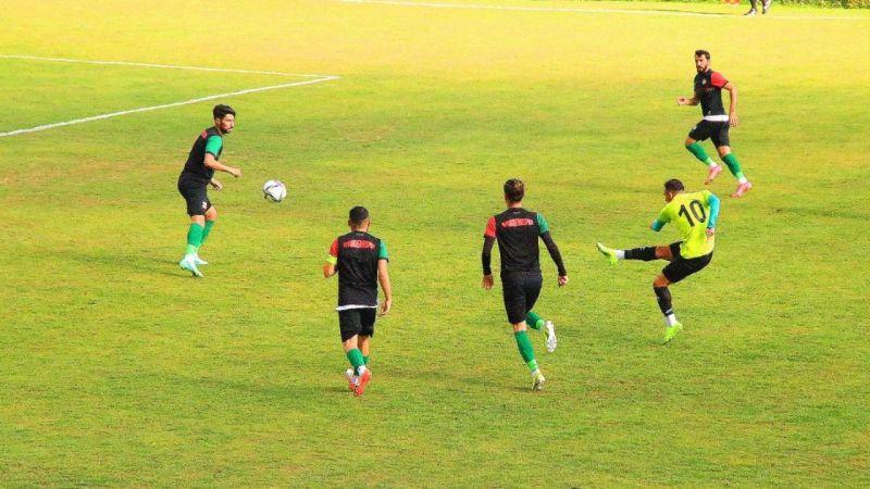 Urfaspor hazırlık maçında berabere kaldı