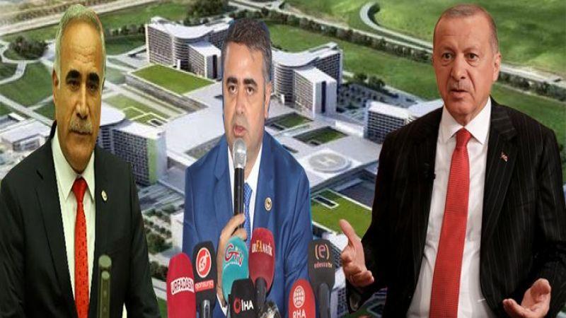 Başkan Erdoğan Urfa'da temelini attı, 6 yıldır çivi çakılmadı