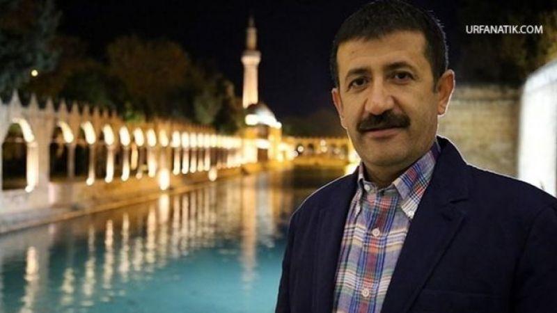 Urfa'da, eski belediye başkanı açtı ağzını yumdu gözünü!