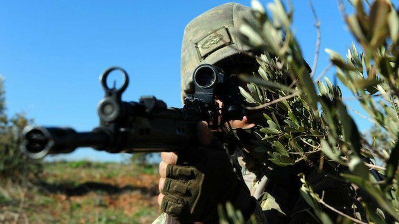 Şanlıurfa'da sınırında saldırı girişimi engellendi!