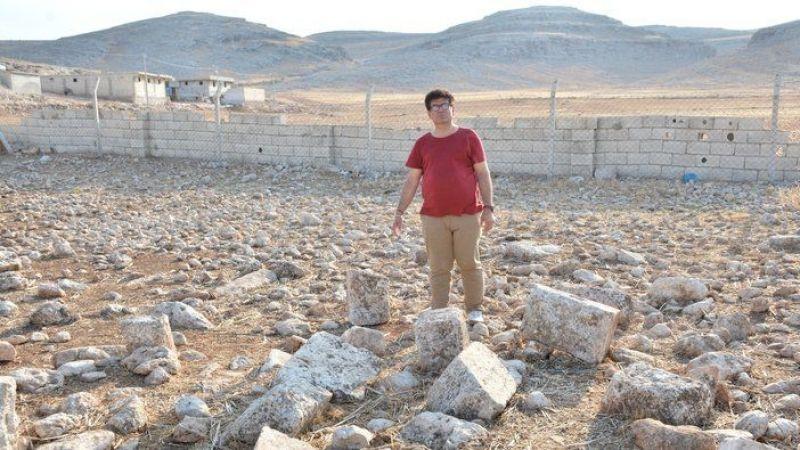 Şanlıurfa'da yeni tarihi eserler bulundu