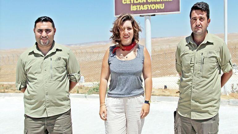 Urfa'daki Ceylanların manevi babaları