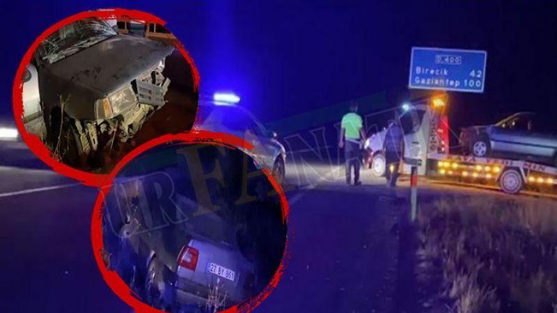 Suruç'ta 8 kişi ölümden döndü