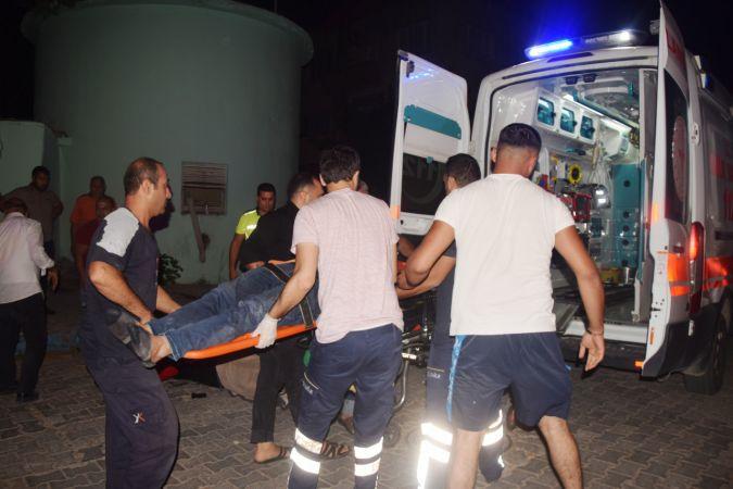 Şanlıurfa'da otomobil motosiklete çarptı: Çok sayıda yaralı!