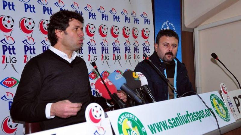 Eski Urfaspor teknik direktörü Arslan Kasımpaşaspor'da