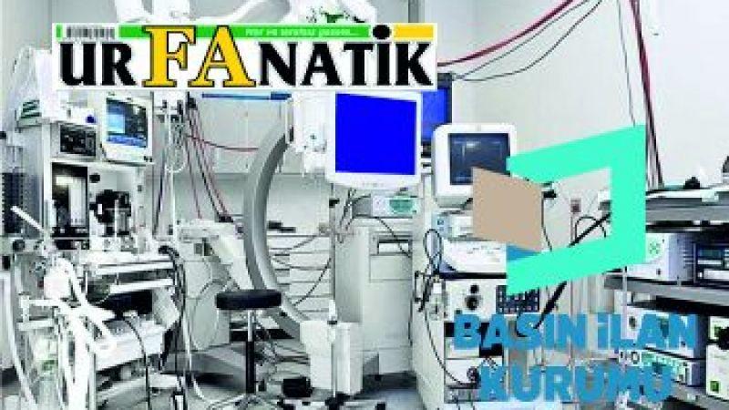 Tıbbi cihaz bakım-onarım hizmeti alınacaktır
