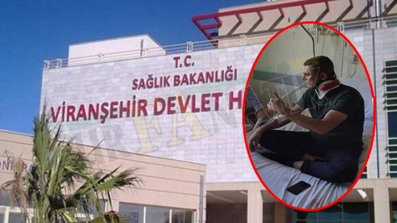 Şanlıurfa'da sağlık çalışanına çirkin saldırı: 3 gözaltı