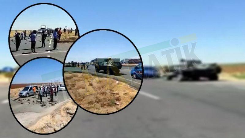 Urfa'da çiftçiler yine isyan etti, yolu kapattı!