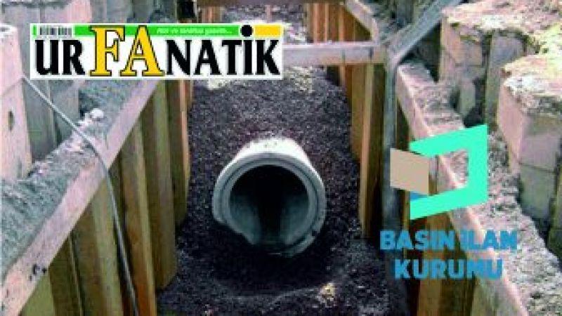 Yağmur suyu şebekesi işleri yaptırılacak