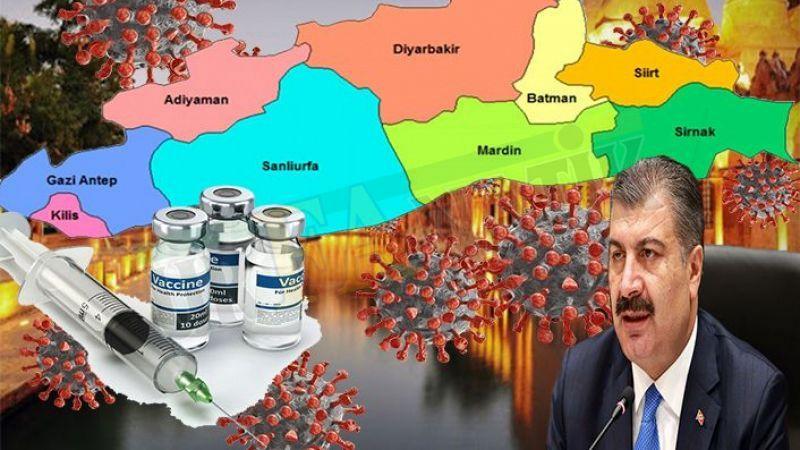 Bakan Koca duyurdu: Güneydoğu Anadolu bölgesinde bir ilk