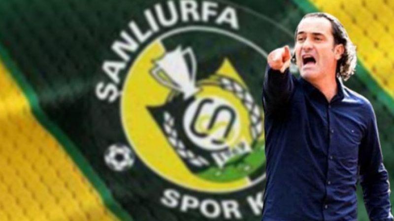 Urfaspor'da teknik direktörlük yapmıştı: Transferleri belirledi