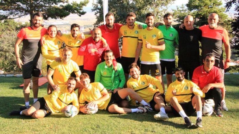 Şanlıurfaspor TFF 1. Lig takımını devirdi