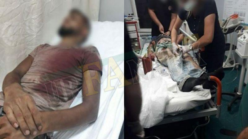Harran'da feci kaza: 2 ağır yaralı