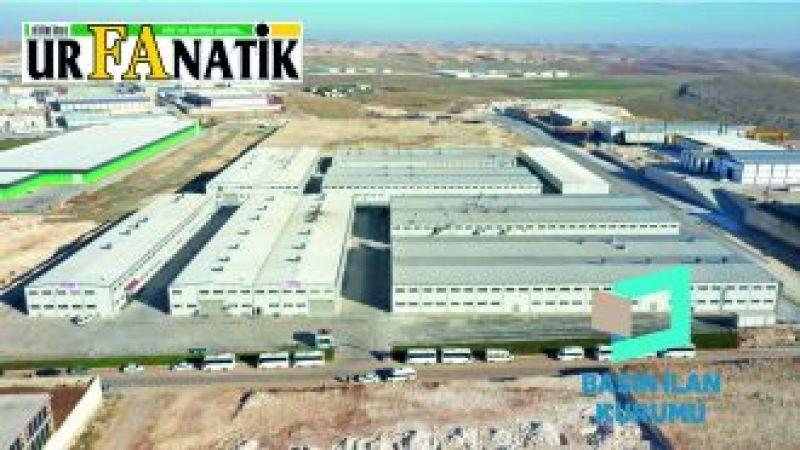 Ayakkabı üretim tesisi inşaatı yaptırılacaktır