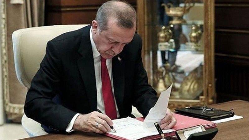 Resmi Gazete'de yayımlandı: Erdoğan'dan kritik atamalar