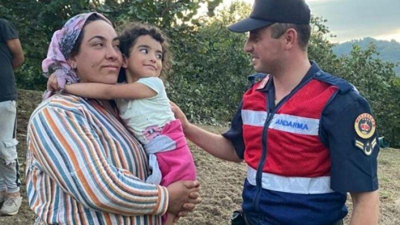 Düzce'de kaybolan Urfalı çocuğu jandarma buldu