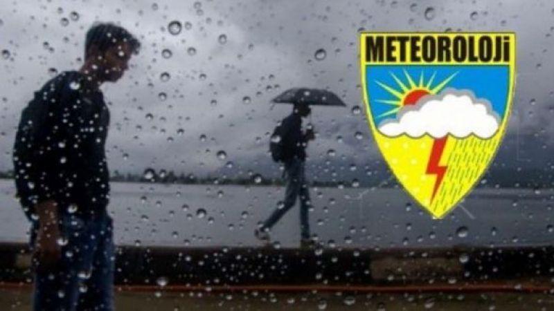 Meteoroloji'den İl il açıkladı: Sağanak yağış geliyor