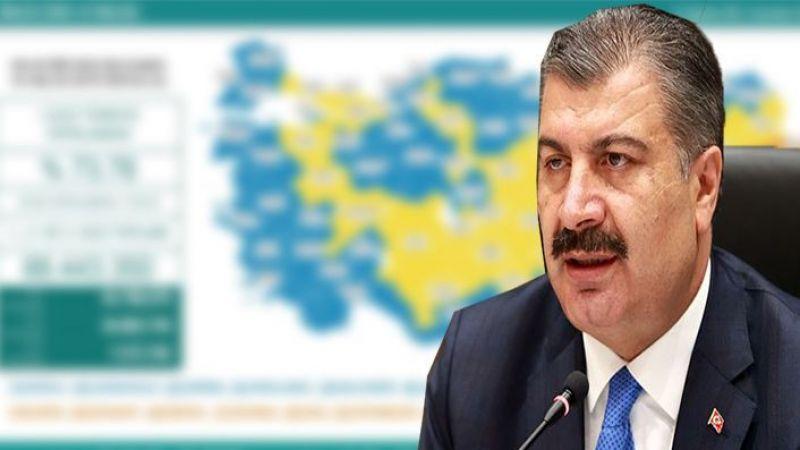 22 Ağustos tablosu açıklandı: Urfa yüzde 51,4'e yükseldi