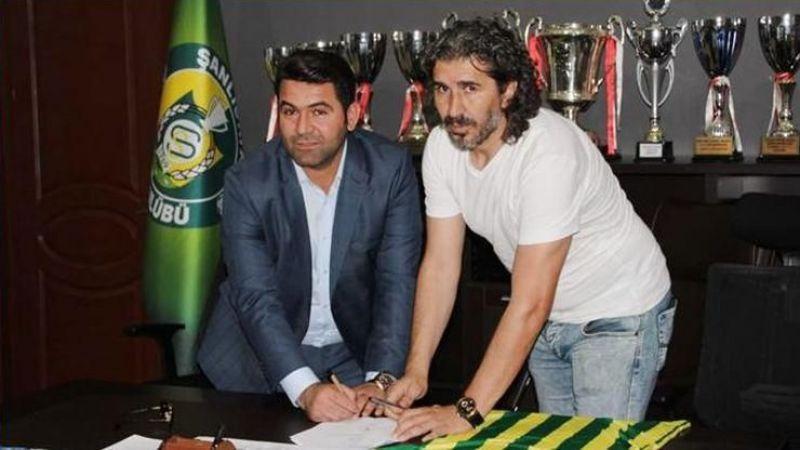 Eski Urfaspor teknik direktörü Yıldırım Çorum FK'da