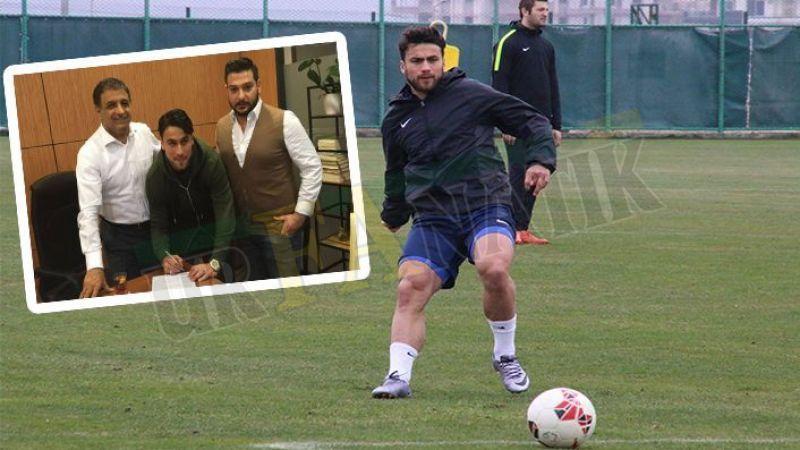 Urfaspor'da forma giymişti: Yeni takımı belli oldu