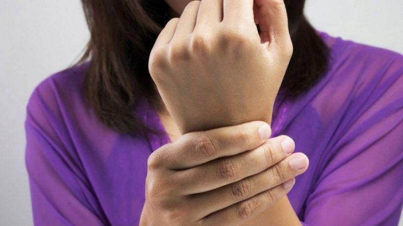 El bileğinde geçmeyen ağrıya dikkat!