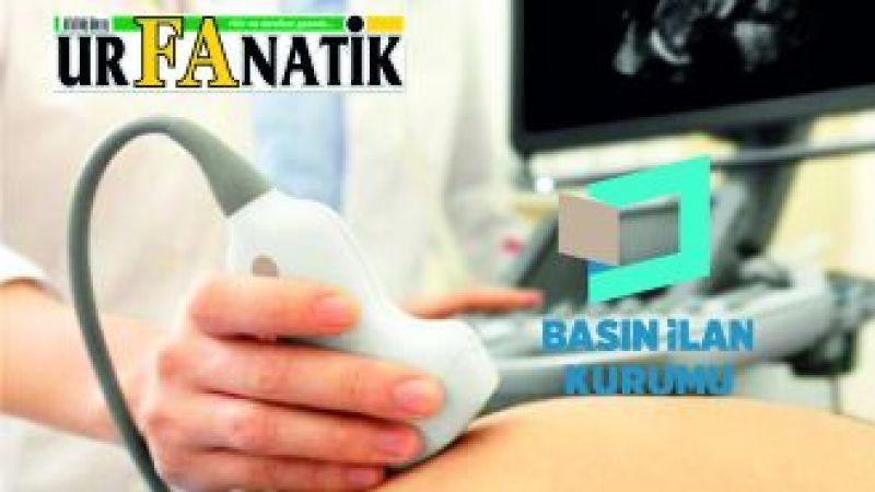 Ultrasonografi cihazı satın alınacaktır