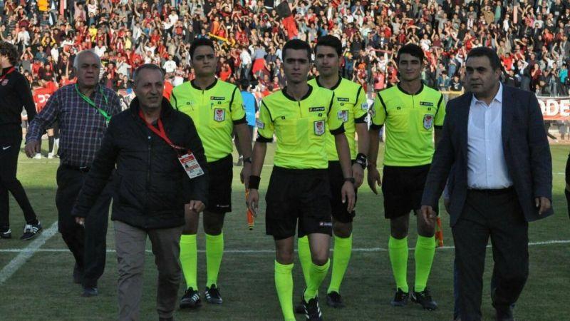 Urfa'da futbol hakemi kursu açılıyor! İşte başvuru şartları