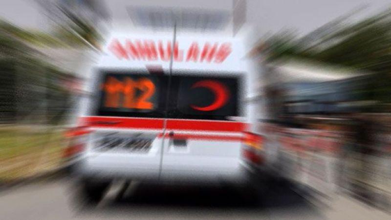 Şanlıurfa'da çekicinin çarptığı araç takla attı: Yaralılar var