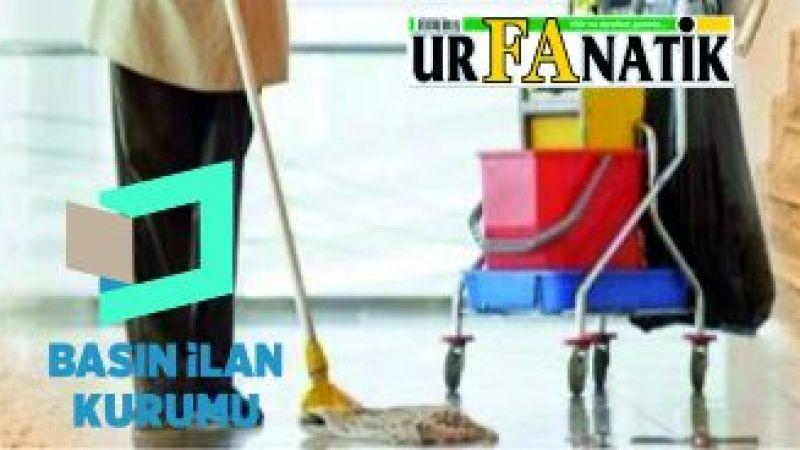 Temizlik işleri personel hizmeti alınacaktır