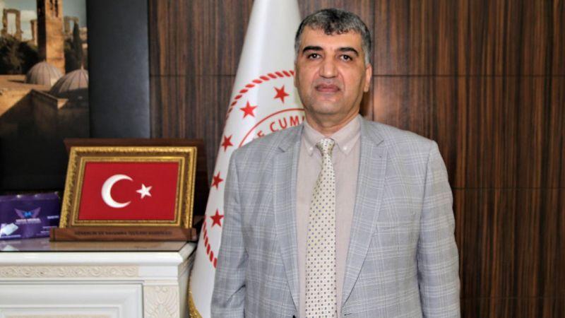 Şanlıurfa İl Sağlık Müdürü Prof. Dr. Mehmet Gülüm