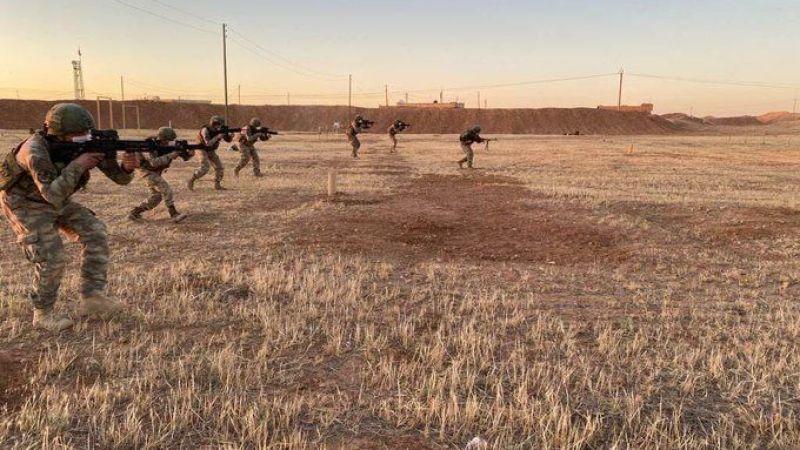 Urfa sınırında saldırı hazırlığı: 8 terörist...