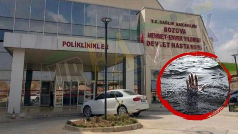 Bozova'da küçük kız çocuğu boğulma tehlikesi geçirdi