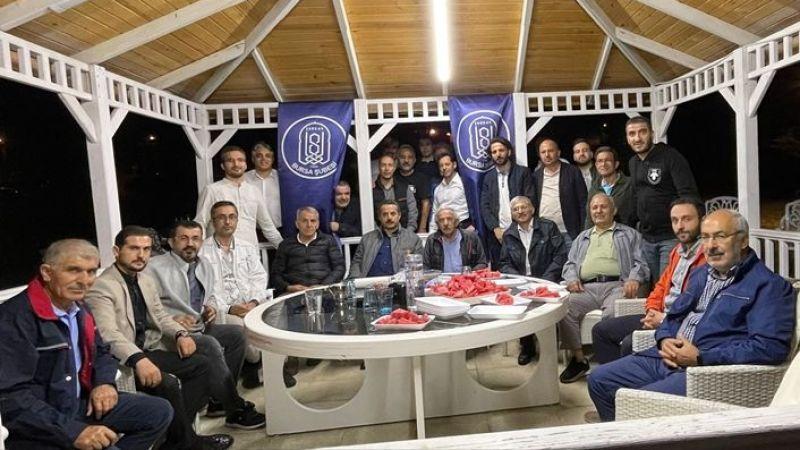 Şanlıurfalılar Bursa'da toplandı