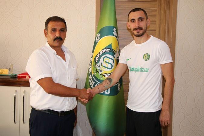 Şanlıurfaspor bir transferini daha duyurdu!