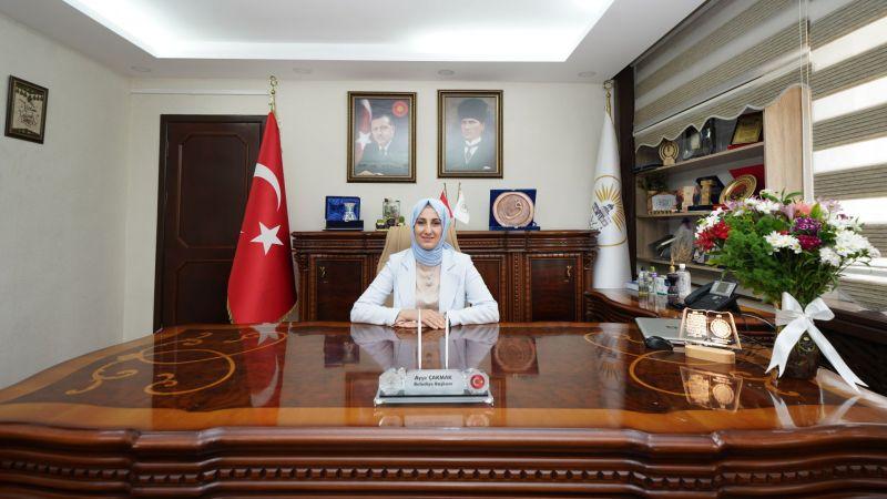 Başkan Çakmak'tan 30 Ağustos mesajı