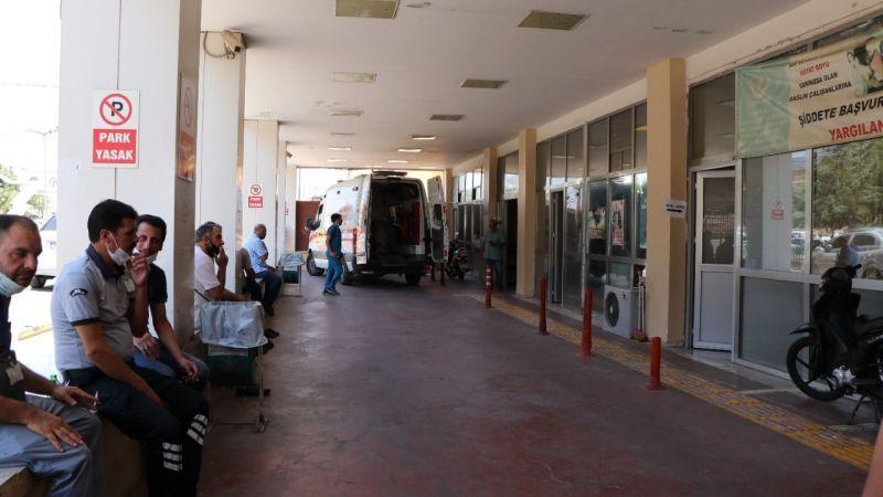 Urfa'da iki aile arasında silahlı çatışma: 5 yaralı!