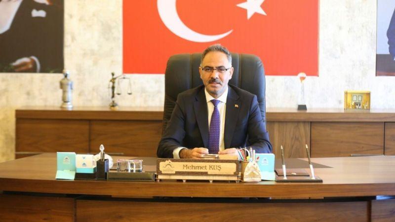 Mehmet Kuş: Adeta uçurumun kenarından dönülmüştür