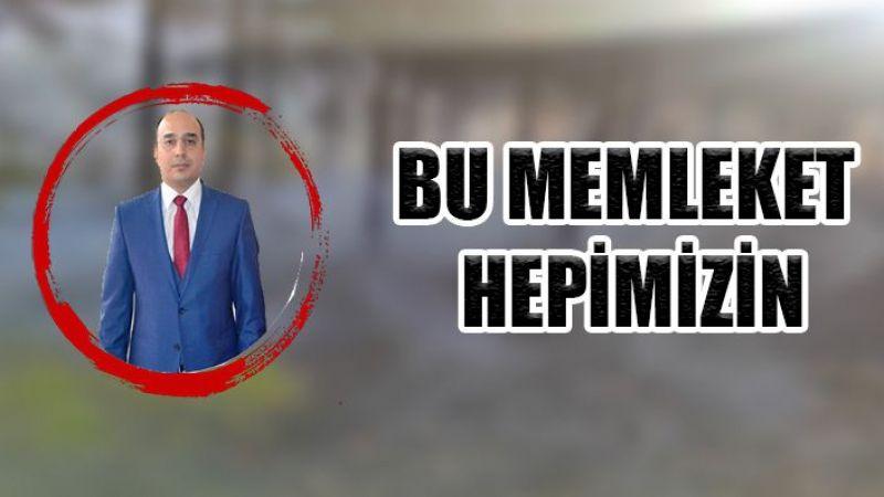 Urfa ilçe Kaymakamı isyan etti: Farkına varın artık!