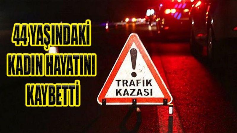Urfa'da feci kaza! Karşıdan karşıya geçerken…