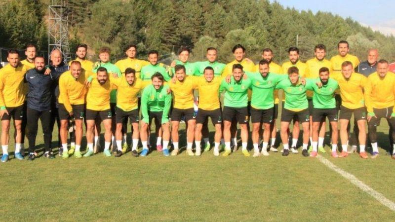 Urfaspor'un hazırlık maç karnesi pekiyi