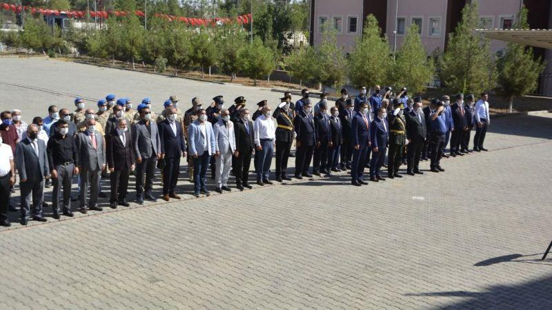 Viranşehir'de 30 Ağustos Zafer Bayramı Kutlandı