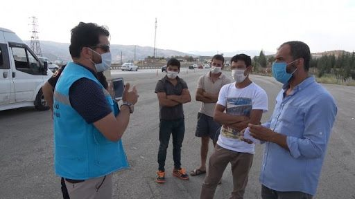 Urfa'dan giden karantina kaçağı gence rekor ceza