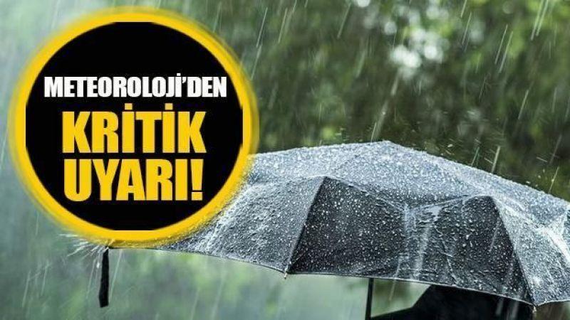 Meteoroloji duyurdu! Sıcaklık düşüyor, yağış geliyor
