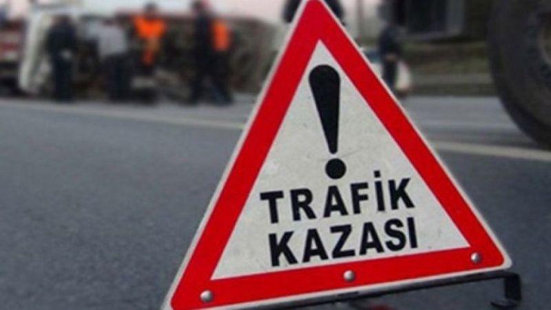 Şanlıurfa'da araç devrildi: Çok sayıda yaralı!
