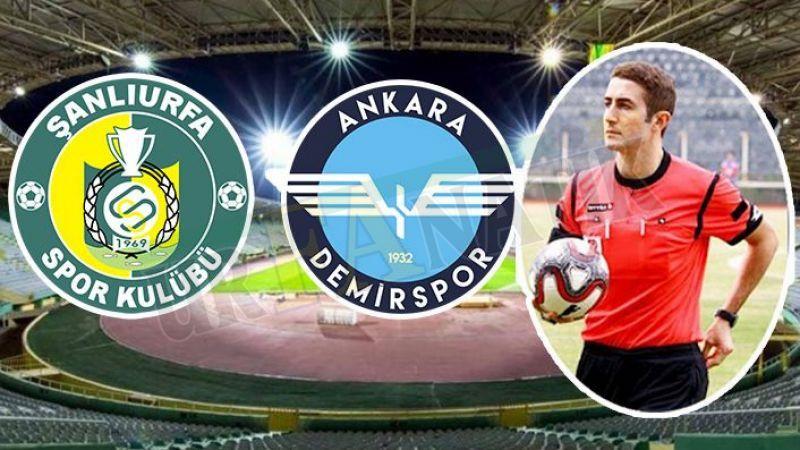 Şanlıurfaspor maçını Karabük'lü hakem yönetecek